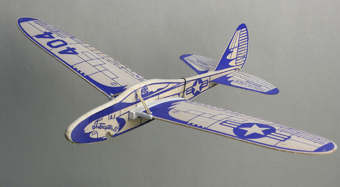 New 404 Interceptor II for 2014, folding wing glider, American Junior Classics
