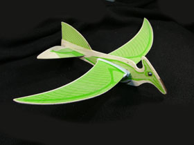 Folding Wing Pterodactyl Glider
