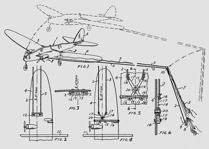 Jim Walker's early Whip-Power patent