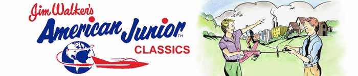 American Junior Classics presents the Jim Walker Ceiling Walker