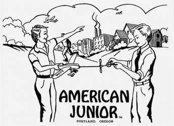 Early American Junior Aircraft Company logo