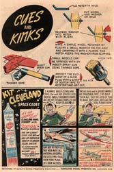 Flying Models Comic book from 1954 - Page 10