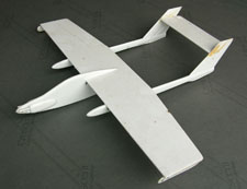White Frank Macy Whip Power plane